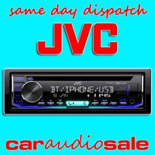 JVC KD R992BT CD MP3 AUX USB BLUETOOTH IPOD IPHONE ANDROID CHEAP CAR VAN STEREO