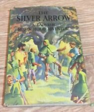 Ladybird Book - The Silver Arrow - Robin Hood Adventure - Series 549 - Dust Jack