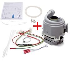 Bomba Calefacción 00654575 + kit de reparación lavavajillas Bosch Siemens Neff