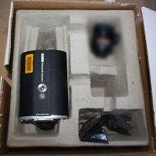 """AXIS 2420 PAL 0127-001-01 50mm f1.4 1/3"""" CS Surveillance Camera & Lens NEW"""