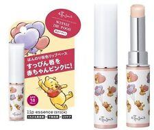 NEW Ettusais Disney Lip Essence Stick Baby Pink Winnie The Pooh SPF18 PA++ 3g