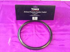 Genuine Tower Russell Hobbs 24.5 cm Seal Gasket Pressure Cooker R190181 112939