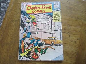 DETECTIVE COMICS #220 June 1955 BATMAN 4th CODED ISSUE LATE GOLDEN LOWER GRADE