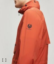 Belstaff Vapor Jacket Orange Size M (Similar CP Company Stone Island Barbour)