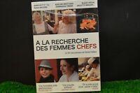 DVD A LA RECHERCHE DES FEMMES CHEFS NEUF SOUS BLISTER