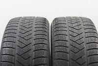 2x Pirelli Scorpion Winter 235/60 R18 107H XL M+S, 5,5mm,nr 8042