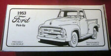 1995 FIRST GEAR 1953 FORD F-100 Pick Up Truck ATLAS VAN LINES  NEW IN THE BOX