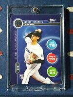 2020 Topps Attax Booster Jordan Yamamoto RC Rookie SP Miami Marlins IN HAND🔥