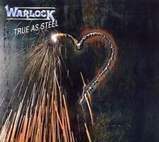 Warlock-True as Steel-CD NUOVO