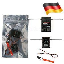 AR6210 DSMX Empfänger Receiver Support DSM2 Für Spektrum Sender Transmitter RC