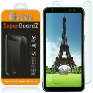SuperGuardZ Tempered Glass Screen Protector Shield For Samsung Galaxy S8 Active