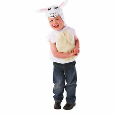 3-5 Years Sheep Childrens Christmas Nativity Play Fancy Dress Costume Boys Girls