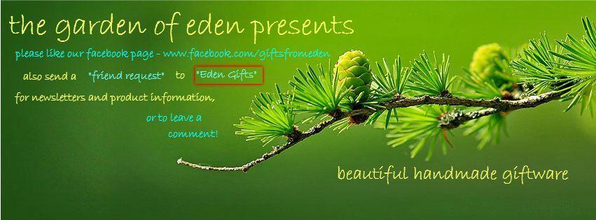 the garden of eden presents