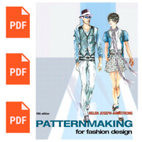 Patternmaking For Fashion Design 5th Edition 9780135018767 Ebay