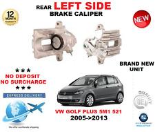 FOR VW GOLF PLUS 5M1 521 2005->2013 REAR LEFT BRAKE CALIPER ** OE QUALITY **