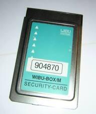 Wibu Systems Wibu-Box/M Security Card PCMCIA Type II PC Card
