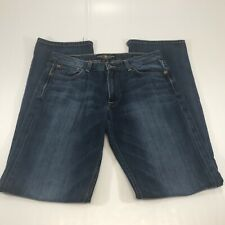 Lucky Brand Men's Blue Jeans 361 Vintage Straight Size 32 x 35 Long