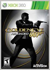 Goldeneye 007 Reloaded Xbox 360 new white seal