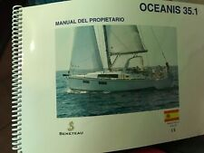 Manuale imbarcazione Oceanic 35.1 Beneteau Manual del propietario Espagnol