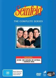 Seinfeld - Season 1-9 Complete Series DVD