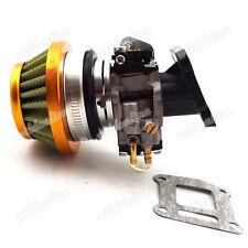 Racing Carburetor Air Filter Stack For Mini Moto ATV Pocket Bike  47cc 49cc