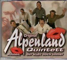 (AO11) Alpenland Quintett, Romeo der Kusst no - 1999 CD