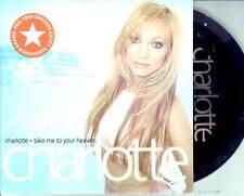 CHARLOTTE Take Me To Heaven EUROVISION winner'99 CD-S