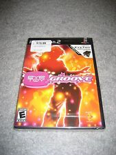 EyeToy: Groove  (Sony PlayStation 2, 2004) NEW UNOPENED