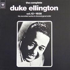 DUKE ELLINGTON The Complete Vol 12 1938 NED Press Cbs 88451 2 LP