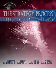 The Strategy Process: Concepts, Context, Cases (4th Edition)-ExLibrary