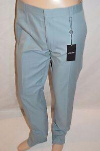 CARR Man's Premium Side Panel Cotton Dress Pants NEW Size 38 Unhem  Retail $320