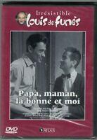 DVD ☆ PAPA MAMAN LA BONNE ET MOI ☆ LOUIS DE FUNES ☆ NEUF SOUS BLISTER