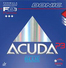 DONIC Acuda Blue P3 2,0mm schwarz  NEU / OVP