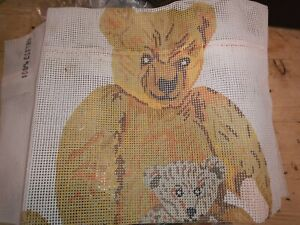 SUPER RARE NEIL MCCALLUM EHRMAN TAPESTRY KIT TEDDIES
