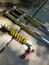2010 Honda CRF250R A rider Suspension Front Forks Rear Shock Factory Connection