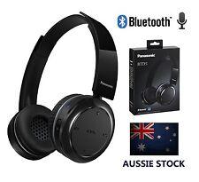Panasonic Wireless RP- BTD5 Digital Bluetooth headphones Headset + Mic - Black