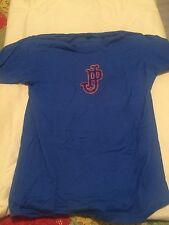 Pearl Jam Mets Style Medium New York Global Citizen Shirt Sept 26 2015