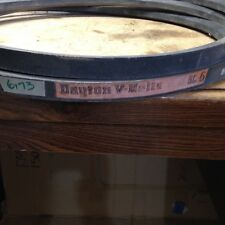 "Dayton BC6190 49  V-Belt for Combine 1"" Wide and 19"" Round"