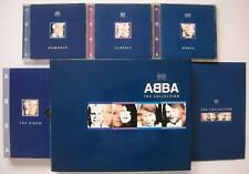 ABBA rare JAPAN mail order only 3 x CD official BOX SET video booklet COMPLETE