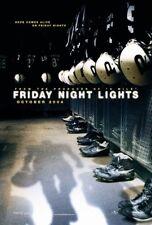 FRIDAY NIGHT LIGHTS MOVIE POSTER 2 Sided ORIGINAL Advance EXL 27x40
