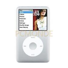 Apple iPod Classic 160 GB Silver - 6th Generation (MB145LL/A)