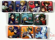 Set x 10 Yu-Gi-Oh! Can Badges Exhibition Cube Collection 20th Anniversary [JAP]