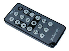 Polk Audio Universal Remote Control for Mini CD AM/FM HD Radio System Soundbar