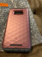 Clayco [Hera Series] - Samsung Galaxy S8 plus - rose gold, no retail packaging