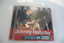 JOHNNY HALLYDAY TENDRES ANNEES 60 DOUCE VIOLENCE / RETIENS LA NUIT... CD