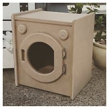 New wooden cubby house play furniture, Washer Dryer - Delivery Available