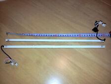 4 x CCFL-Röhre 2,4mm x 385 mm incl. Kabel für 19 Zoll Displays - geprüft.