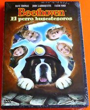 Beethoven El perro buscatesoros / Beethoven's 5th - English Italiano Español