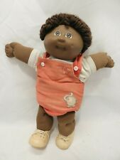 Vintage 1978-1982 Cabbage Patch Kids 71R5098 African American Doll Short Hair *