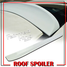 PAINTED FOR 04-07 VOLVO S40 2nd K-STYLE REAR WINDOW ROOF LIP SPOILER WING PUF